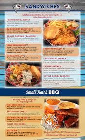 menu flat creek resort bar u0026 grill branson missouri restaurant