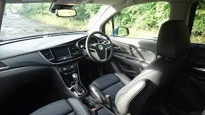 vauxhall mokka interior first drive new vauxhall mokka x u2013 7 10