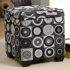 storage ottoman cube modern how to recover a storage ottoman