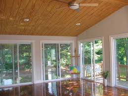 Windows For Porch Inspiration Gorgeous Ceiling Fan Hanging On Wooden Plafond Large Wooden