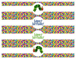 hungry caterpillar free printables b lovely events