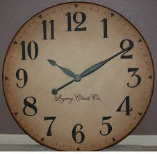 Cool Digital Clocks Decorating Amusing Oversized Wall Clock For Wall Accessories