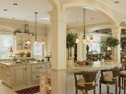 colonial style home interiors colonial kitchens hgtv