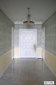 elsie u0027s entryway before u2013 a beautiful mess