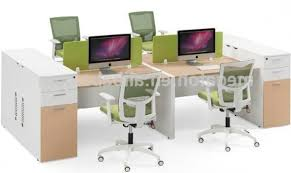 2 person workstation desk fashion design wooden cubicle 4 person office workstation desks