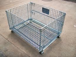 rete metallica per gabbie gabbia pallet della rete metallica sulle vendite qualit罌