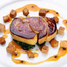 cuisiner un canard gras recette foie gras de canard aux raisins
