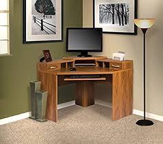 Office Works Corner Desk A Computer Corner Desk Unit Makes The Home