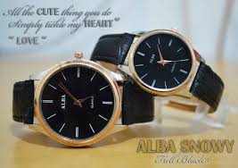 Jam Tangan Alba Mini jam tali kulit alba sfb jam tangan murah