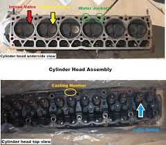 jeep cherokee xj 2000 to 2001 cracked cylinder head information