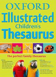 Thesaurus Beautiful by Oxford Illustrated Children U0027s Thesaurus Amazon Co Uk