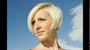 Very Short Bob Haircuts Very Short A Line Bob Haircut Youtube