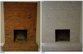 How To Update Brick Fireplace by Fireplace Decorating July 2012