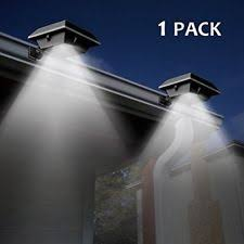 motion activated gutters lights ebay