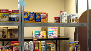 Shelf Reliance Shelves by Well Stocked Loaves And Fishes Food Bank Pantry Shelves Harlingen