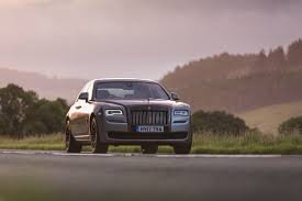 black rolls royce 2017 rolls royce ghost black badge review stylish and smooth to drive