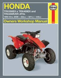 2006 honda rancher 350 es service manual lidiybanks