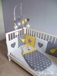 création déco chambre bébé chambre bébé gris et jaune uj47 montrealeast