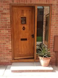 Oak Exterior Doors Oak Front Door Handballtunisie Org