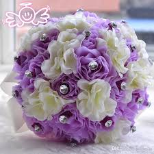 wedding flowers in october made top quality bridal wedding bouquet decoration
