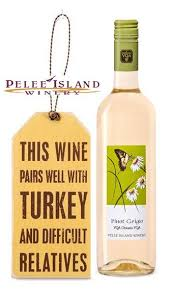 pelee island winery on this wine pairs well with turkey