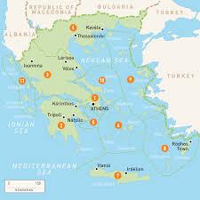 Corsica Map Lc G Schedule Map 6 Usa Regions 2 Waml Information Bulletin Oc