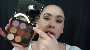 makeup geek starter kit demo and review