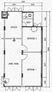 floor plans for 76 bedok north road s 460076 hdb details srx
