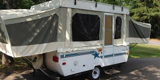 How To Make A Trailer Awning Bear Creek Canvas Pop Up Camper Recanvasing Specialists Spencer Wi