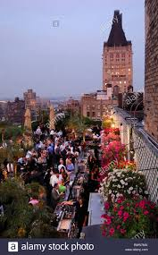 Top Bars Nyc Usa America United States North America New York Roof Top Bar