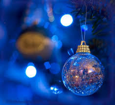 Blue Christmas Decorations Photos by 467 Best Blue Christmas Images On Pinterest Blue Christmas