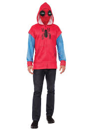 spider man homecoming hoodie costume supercenter on sale