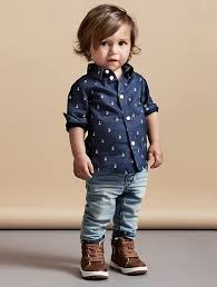 boy haircuts sizes kids baby boy size 4 24m shirts h m us outfit pinterest