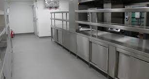 Commercial Kitchen Flooring Commercial Kitchen Resin Flooring Floortech