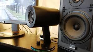 Small Desk Speakers Best Pc Speakers 2018 The Best Desktop Speakers To Buy For Gaming