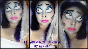 Halloween Makeup Corpse Bride El Cadaver De La Novia Maquillaje Makeup Halloween Corpse Bride