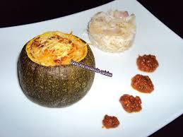 cuisiner des courgettes rondes courgettes rondes farcies au saumon frais dans ma modeste cuisine