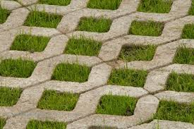 Pavers Ideas Patio Grass Pavers For The Driveway Courtyard Or The Patio