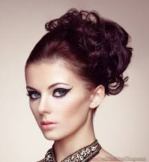 hairstyle for oblong face evening updo hairstyles for long medium