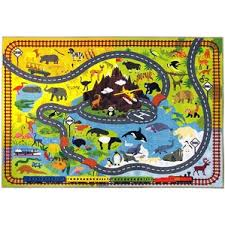 Kids Jungle Rug Kids U0027 Animal Rugs You U0027ll Love Wayfair