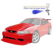 1999 mustang cobra performance parts mustang cervini 2000 style cobra r kit paintable 1999 2004