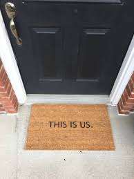 funny doormat new this is us doormat funny doormats unique doormats cute