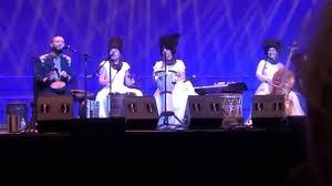 dakhabrakha winter garden nyc 2014 youtube