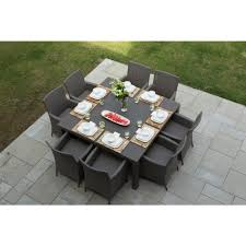 Patio Umbrellas B Q by Ove Decors Patio Furniture Outdoors The Home Depot