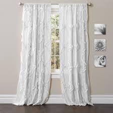 Lush Decor Ruffle Shower Curtain by Gray Ruffle Shower Curtain Cintinel Com