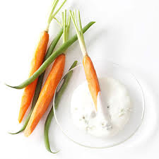 8 game day snacks under 80 calories blue cheese dressing and