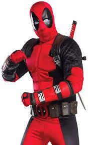 Halloween Costumes Deadpool Grand Heritage Premium Deadpool Costume Costume Craze