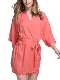 robe de chambre été femme vêtements robes de chambre et kimonos découvrir des offres en