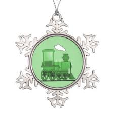 railroad ornaments keepsake ornaments zazzle