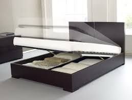headboard with hidden storage compartment home design ideas